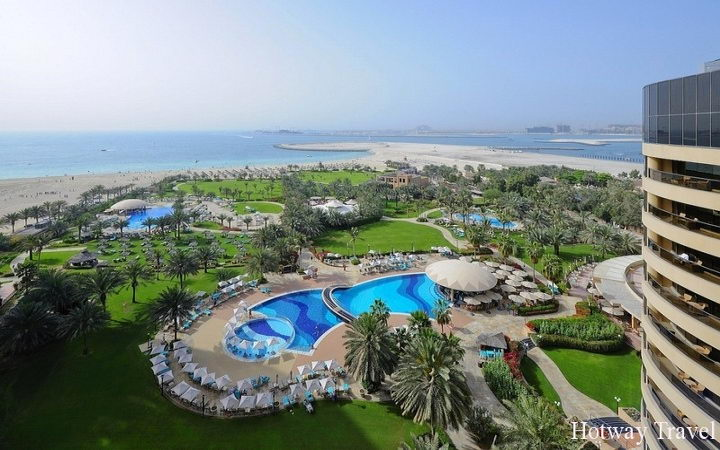 Отдых в Эмиратах в ноябре