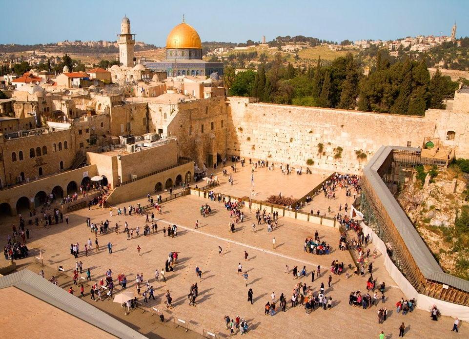 Туры из Житомира в Израиль в январе 555