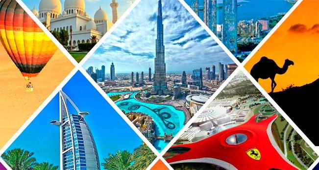 Туры из Житомира в Эмираты в январе _7