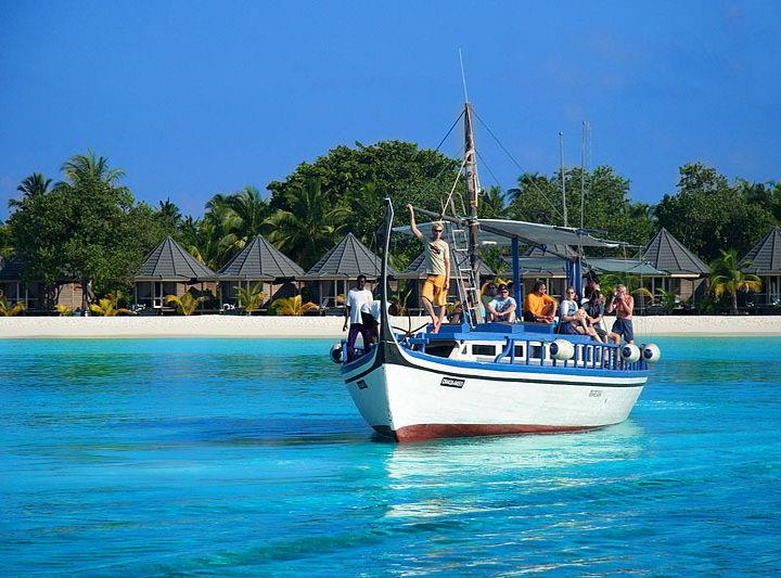 Туры из Житомира на Мальдивы в январе 9