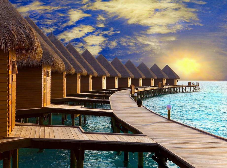 Туры из Житомира в феврале на Мальдивы