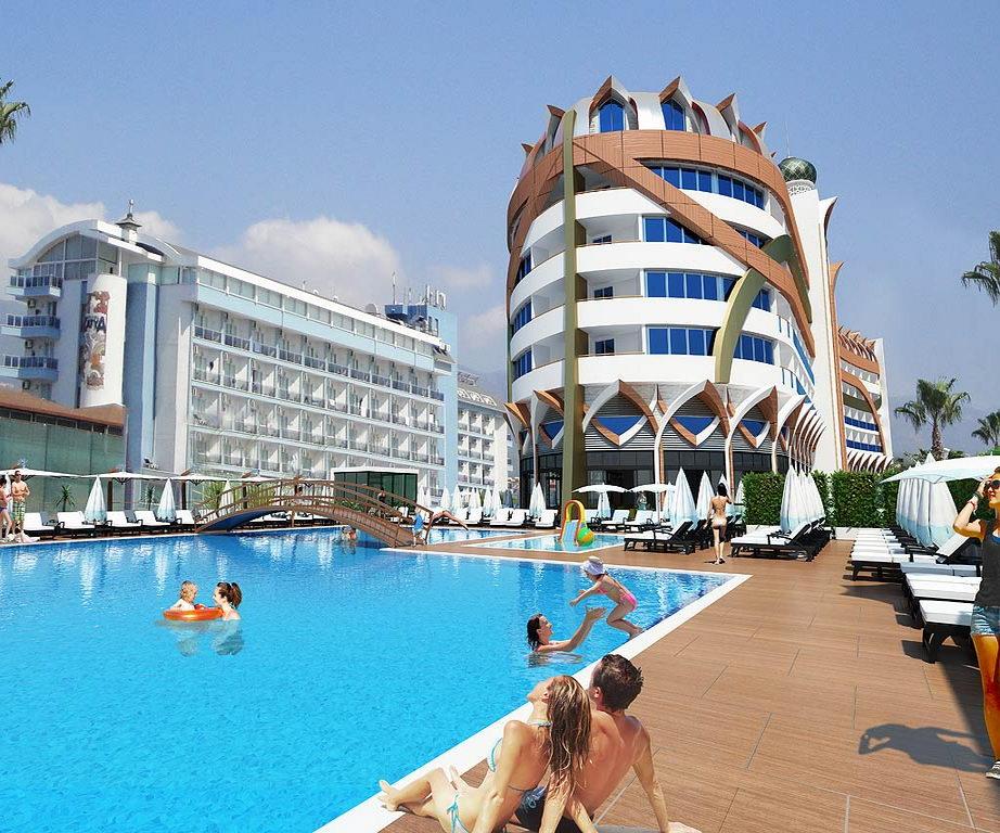 Новые отели Asia Beach Resort & Spa Hotel