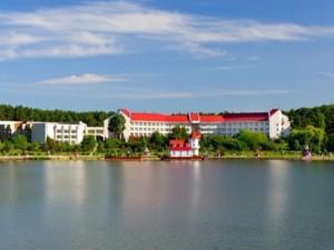 Готельний комплекс  Червона Калина 1
