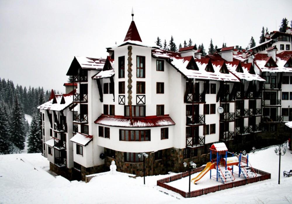 The Castle Apart Hotel 3