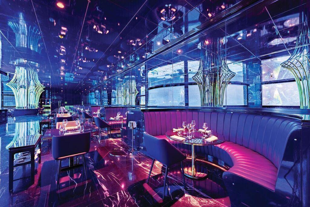 фото нового отеля в Турции The Land of Legends питание