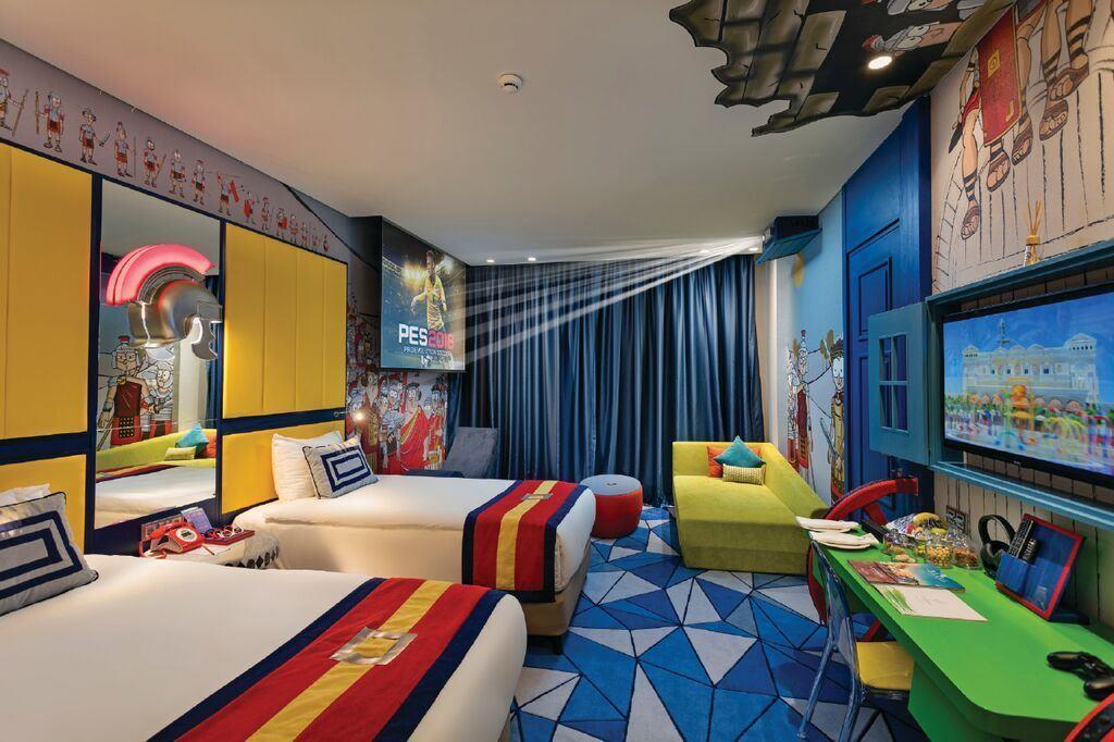 фото нового отеля в Турции The Land of Legends номера