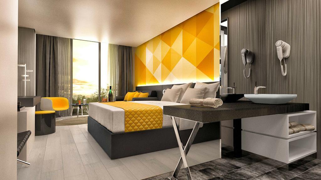 Просторные, от 33 до 55 м² апартаменты с самой современной начинкой удивляют и восхищают.