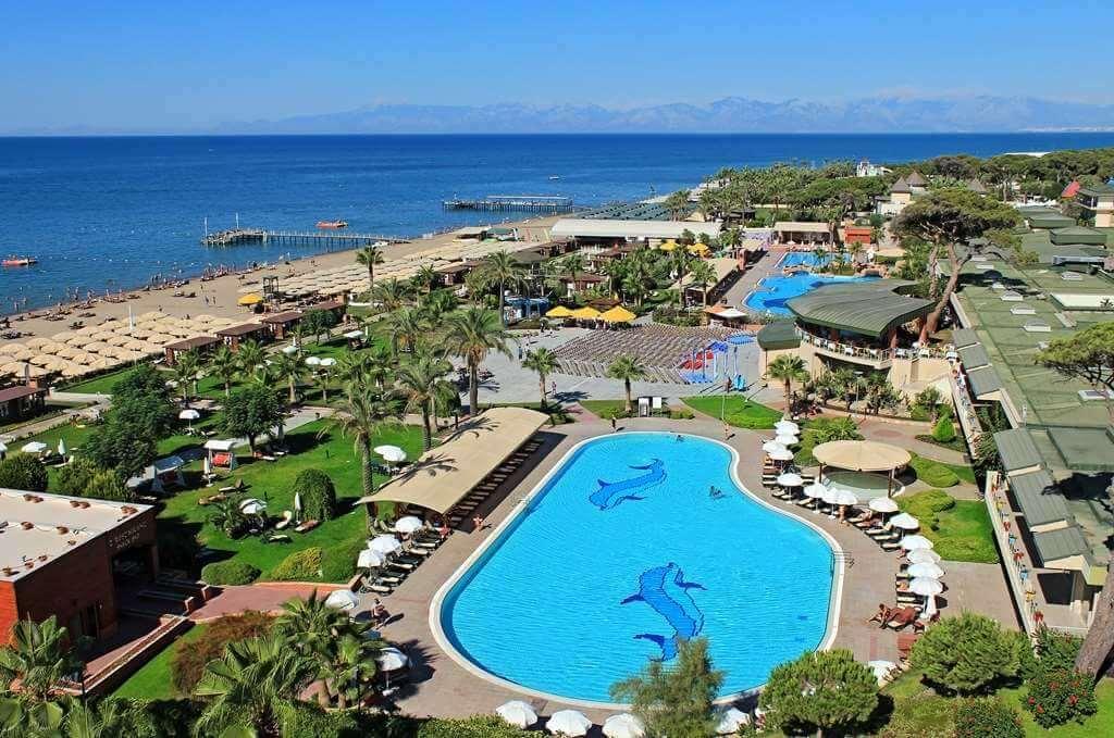 Где купить туры в Maritim Pine Beach Resort Belek 5*