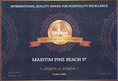 Maritim Pine Beach Resort Belek мини клуб фото 191