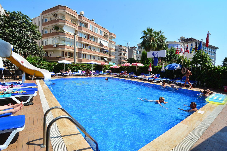 Фото нового отеля Arsi Enfi City Beach Hotel, Алания, Турция 14