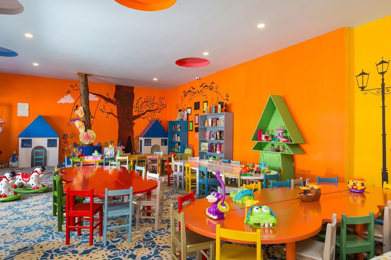 Фото нового отеля Vogue Hotel Bodrum 5*, Бодрум, Турция, детский клуб