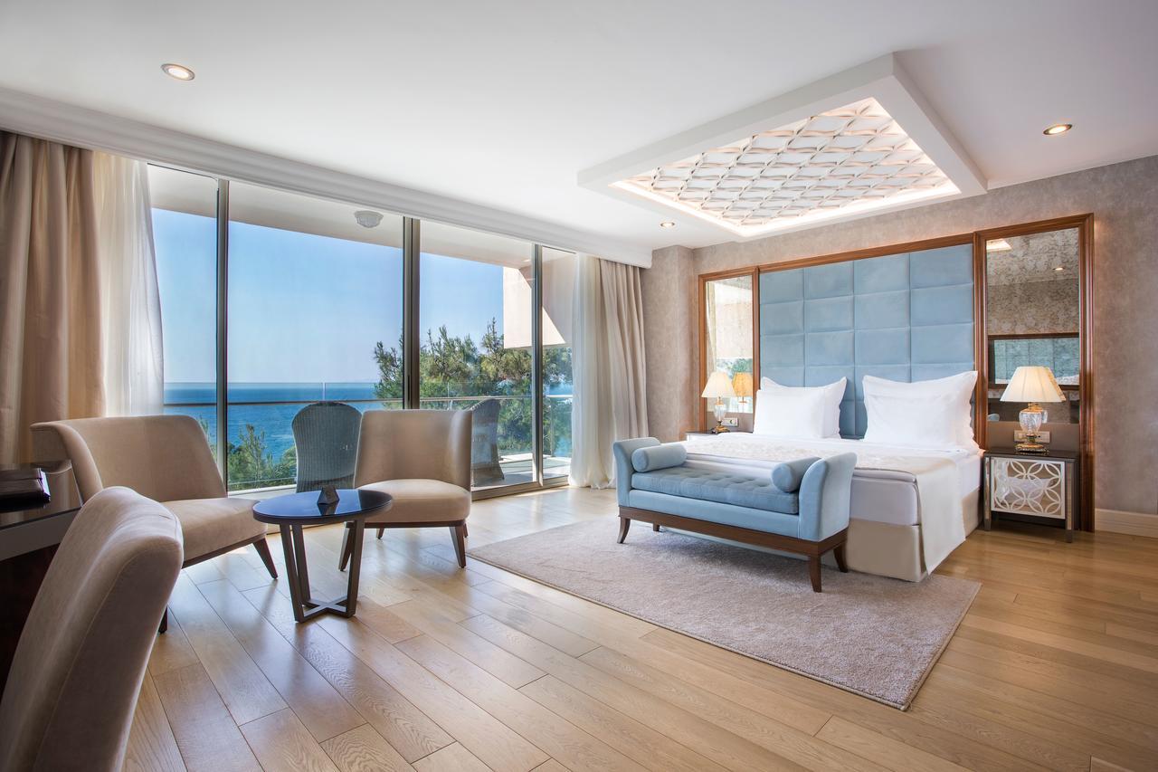 Фото нового отеля Vogue Hotel Bodrum 5*, Бодрум, Турция, отдых релакс, номера