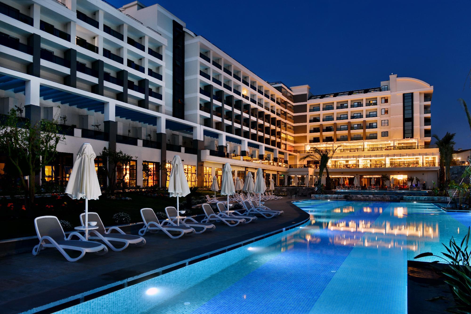 Фото нового отеля в Сиде Side Valentine Resort & Spa 5*, Турция