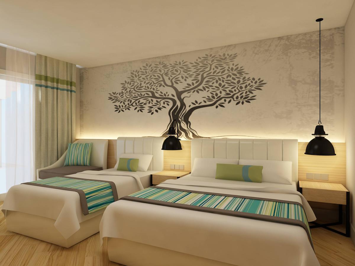 Фото нового отеля в Турции Calido Maris Beach Resort 5* , номера