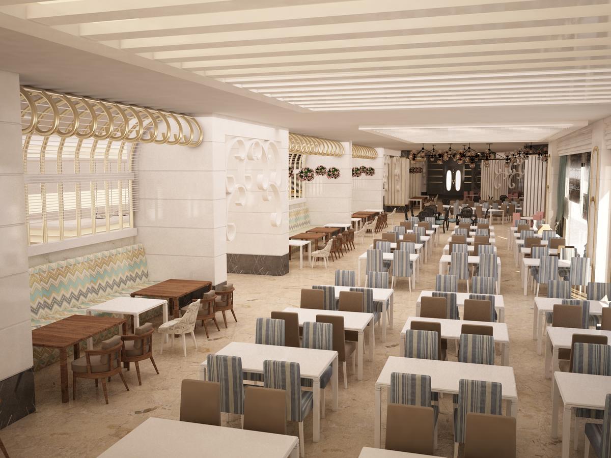 Фото нового отеля в Турции Calido Maris Beach Resort 5*