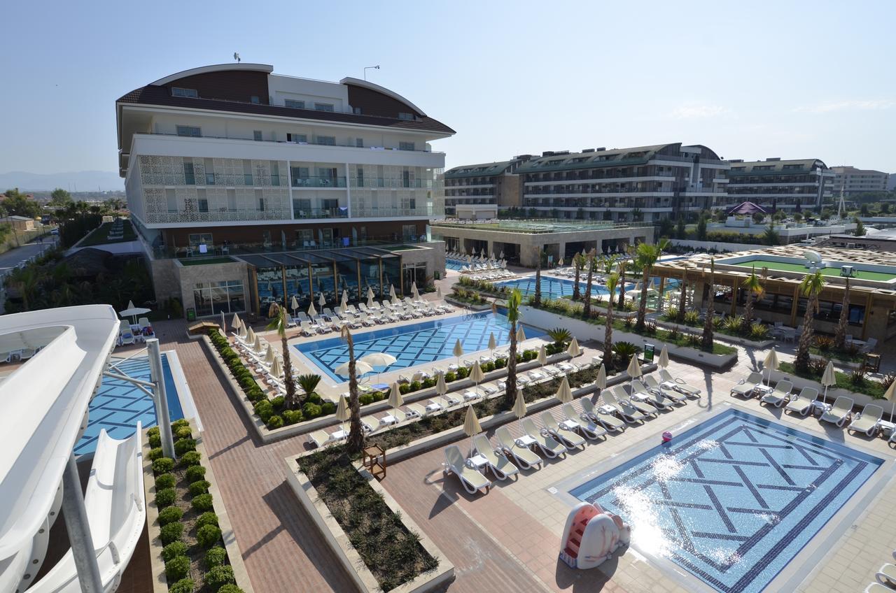 Фото нового отеля Trendy Verbena Beach 5*, Сиде, Турция