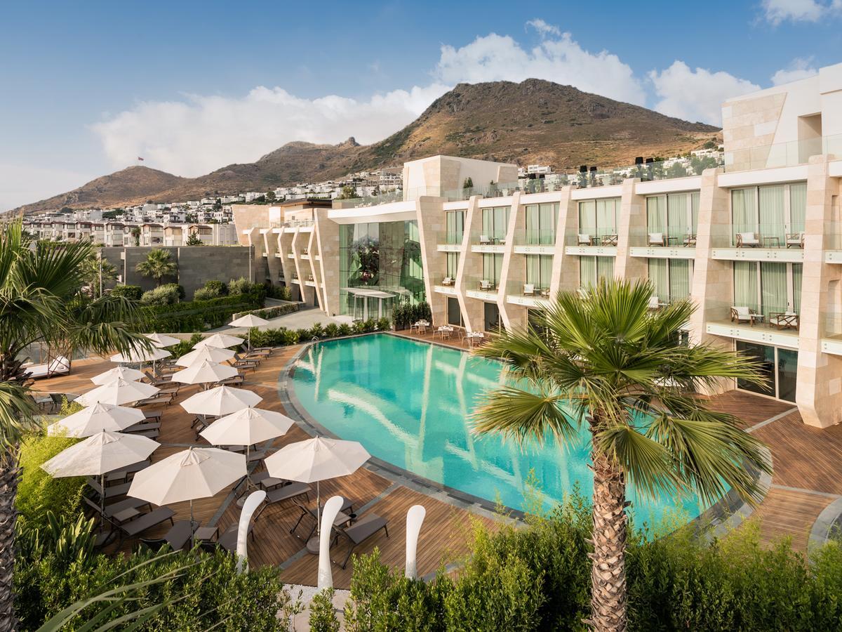 Фото нового отеля в Бодруме, Турция SWISSOTEL RESORT BODRUM BEACH 5*