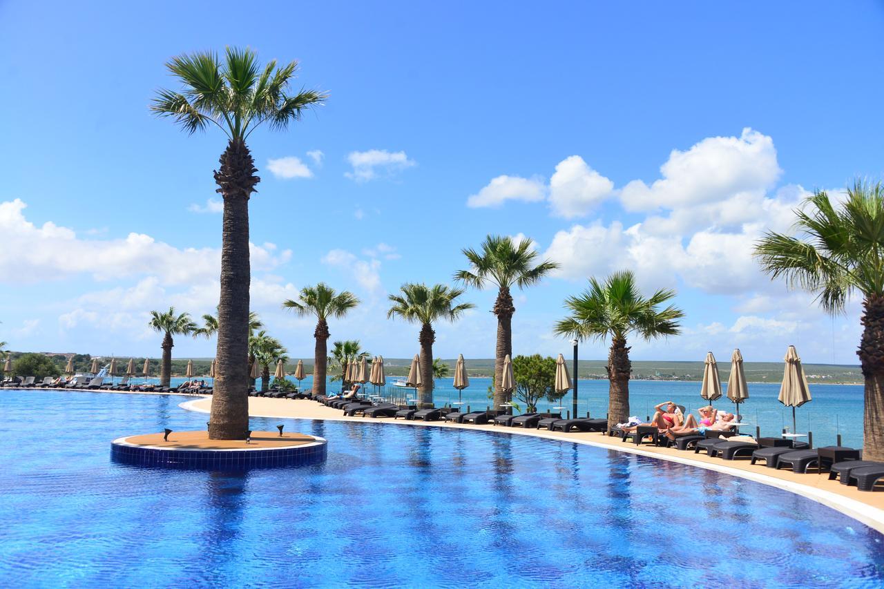Фото нового отеля Турции Aurum Moon Hotel 5*, аквазона