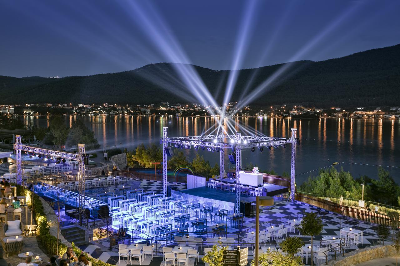 Фото нового отеля Турции Titanic Deluxe Bodrum 5* , услуги