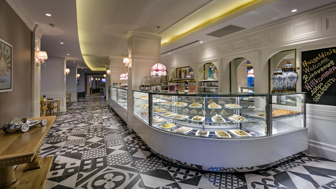Фото нового отеляв Турции, Бодрум Titanic Deluxe Bodrum 5*