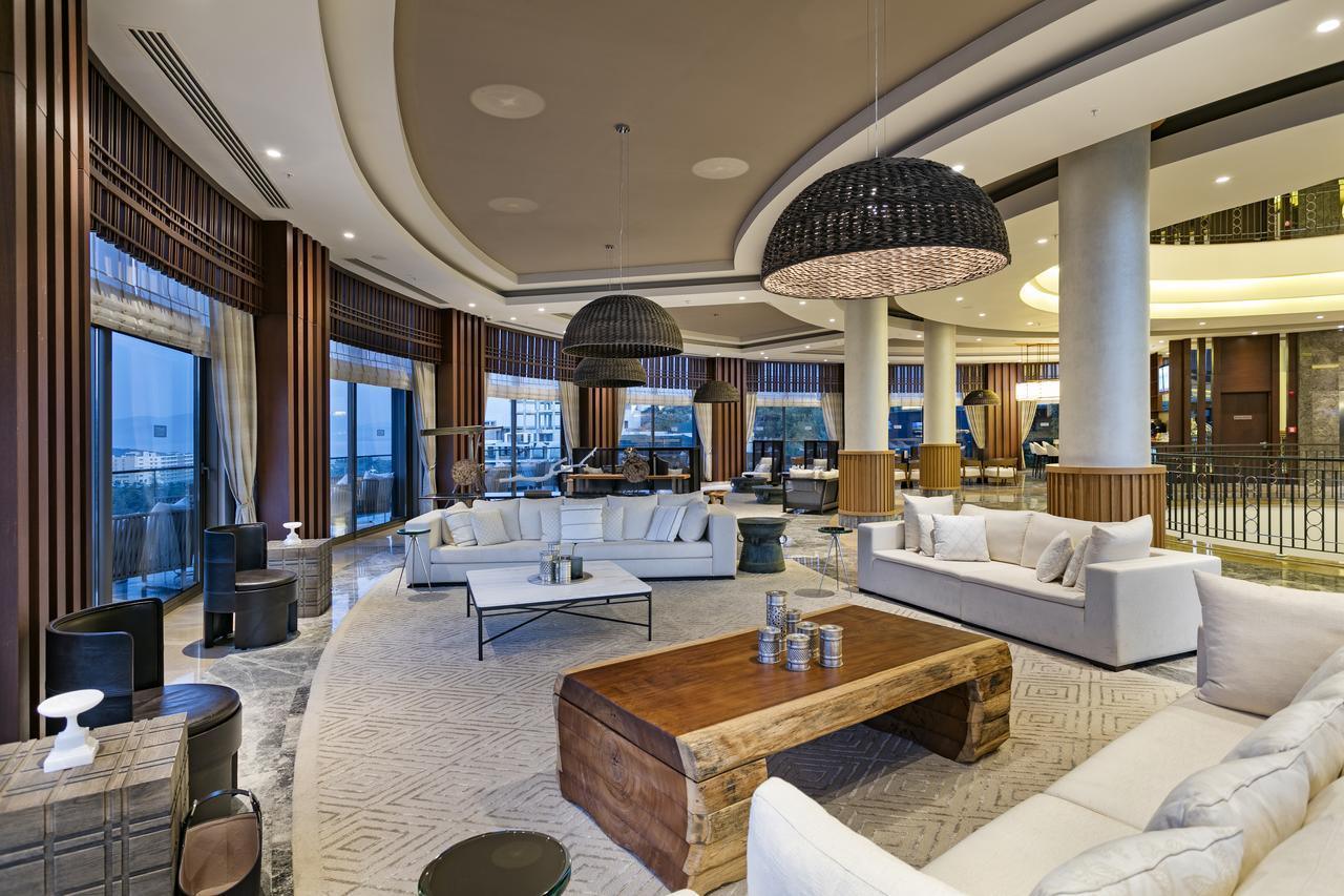 Фото нового отеля Турции Titanic Deluxe Bodrum 5* , дизайн
