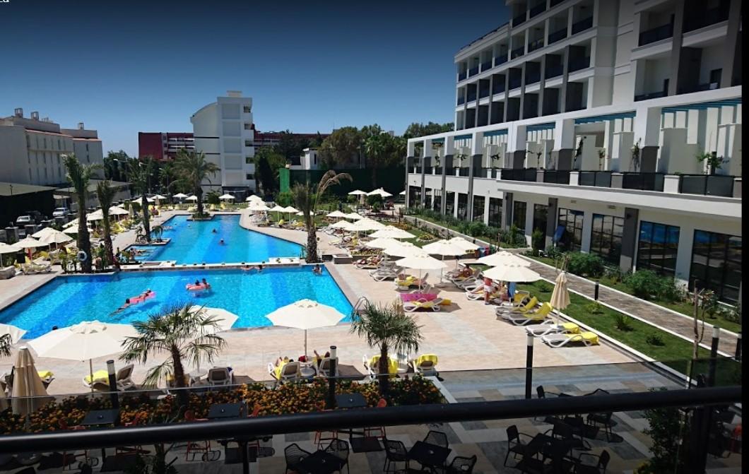 Фото нового отеля в Сиде, Турция Side Valentine Resort & Spa 5*, бассейн