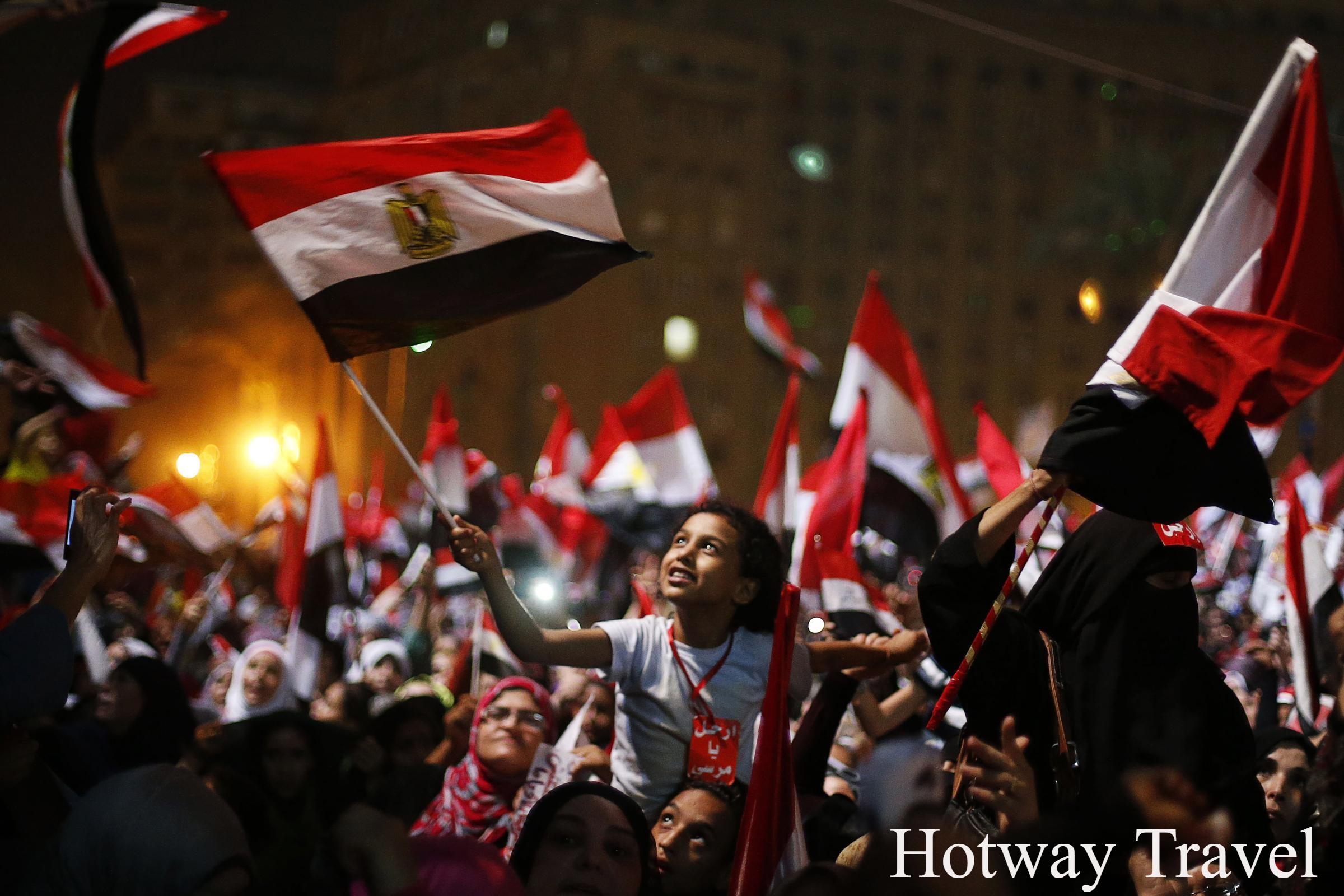 отдых в Египте в октябре