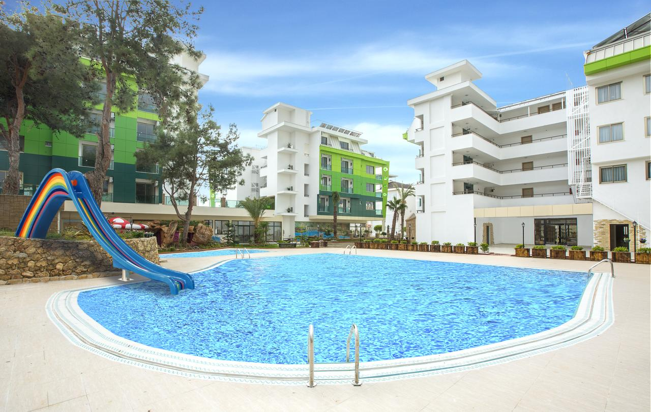 Фото нового отеля Турции Green Life Hotel 4*