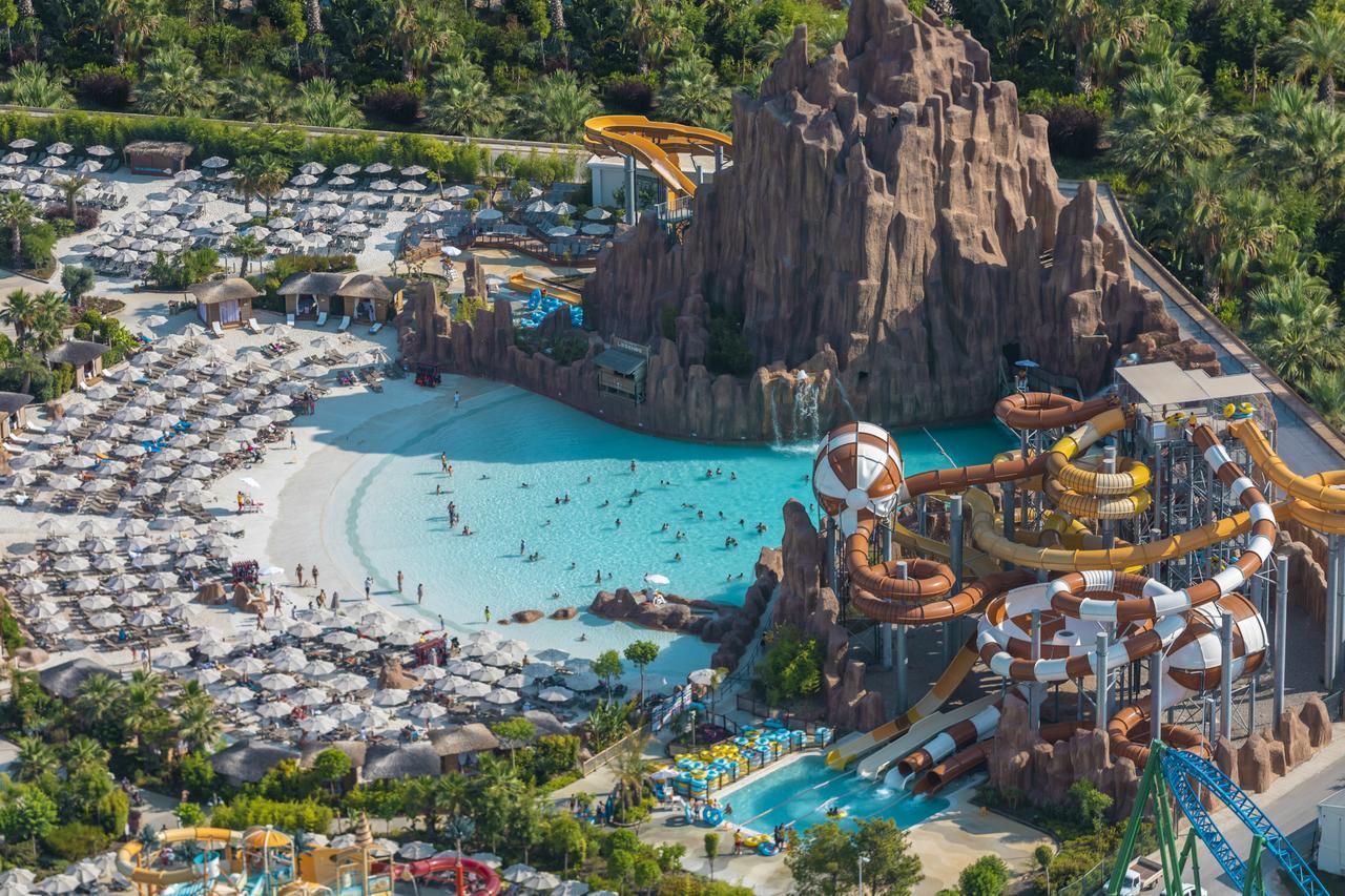 Фото нового отеля в Турции The Land of Legends