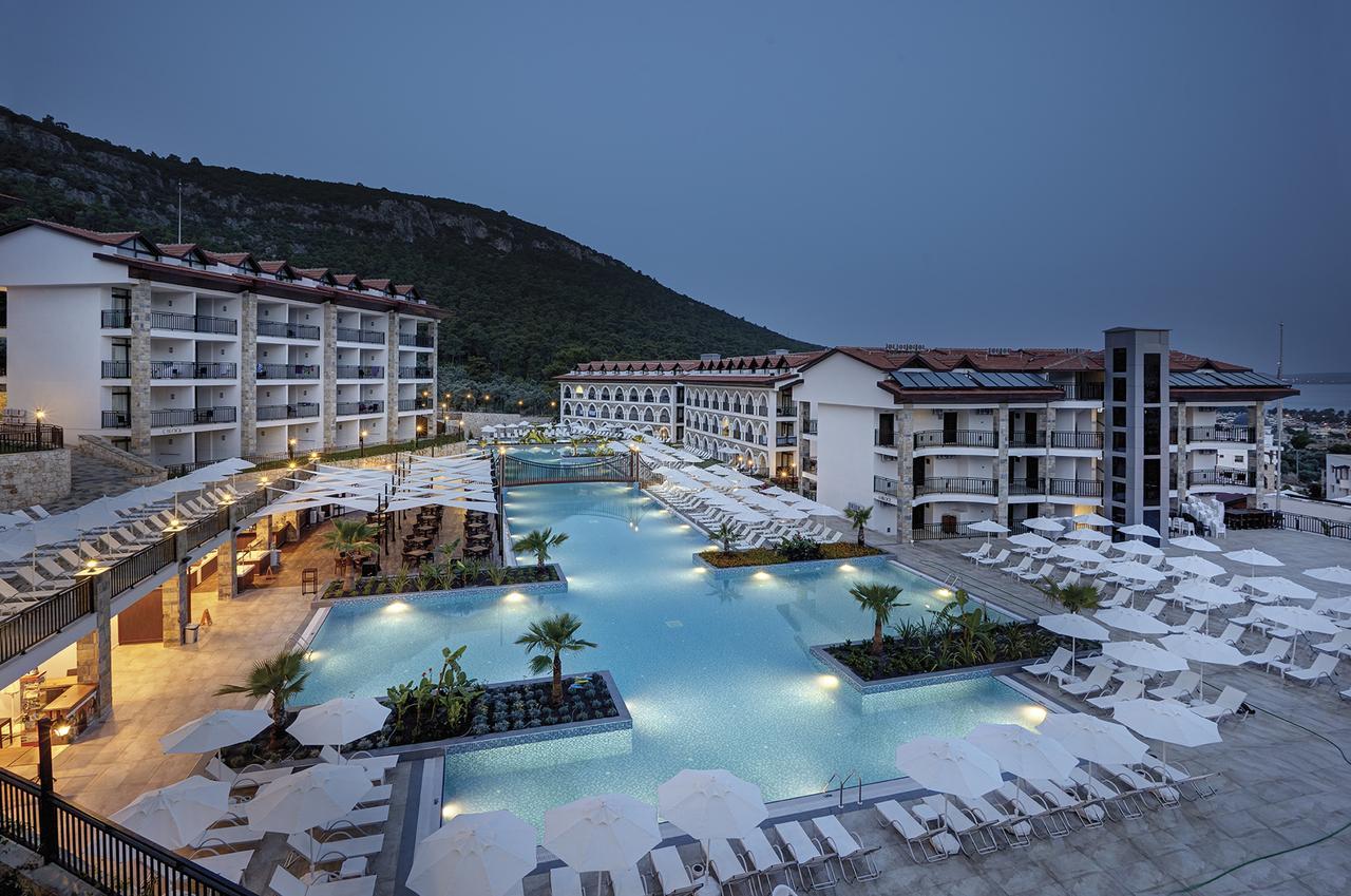 Фото нового отеля в Турции Akbuk Ada Resort Hotel 5*