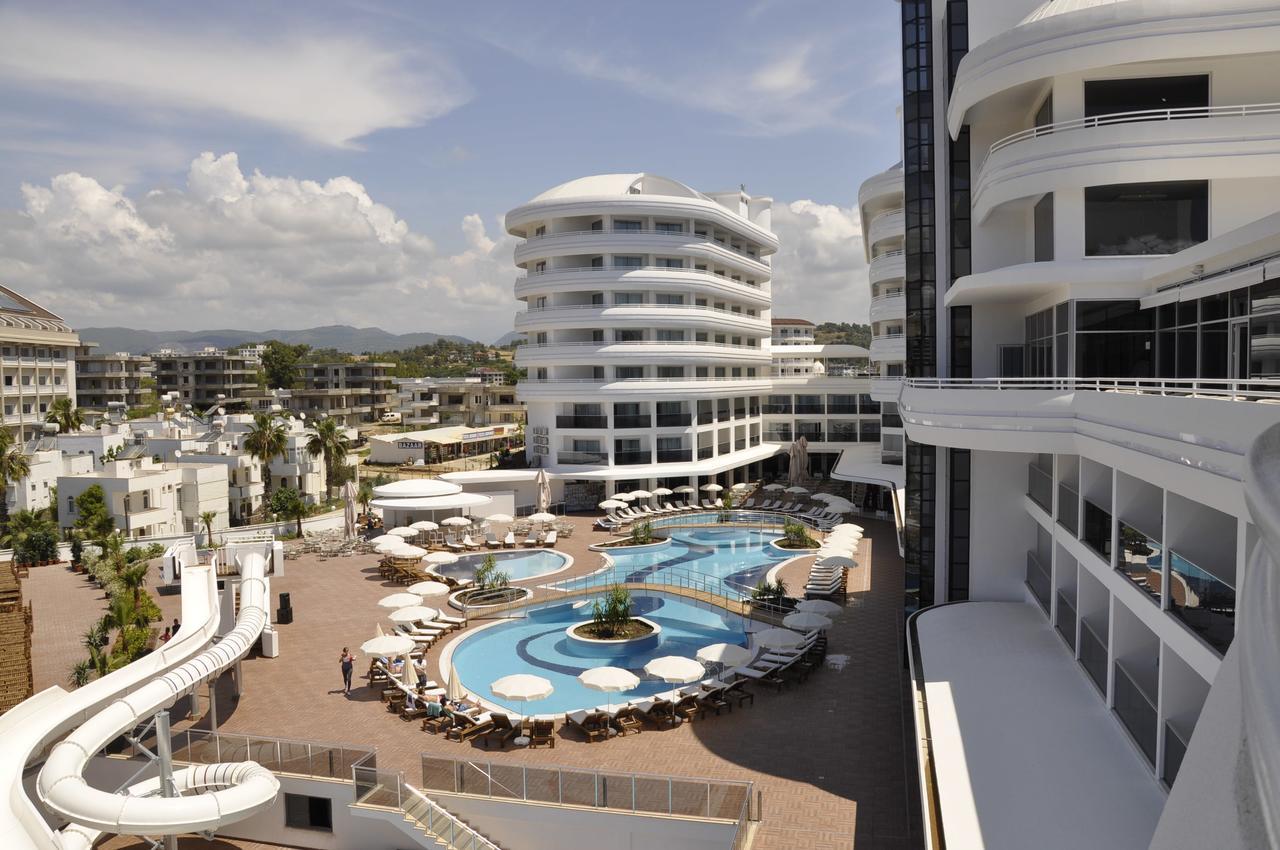 Фото нового отеля в Турции Laguna Beach Alya Resort & Spa 5*