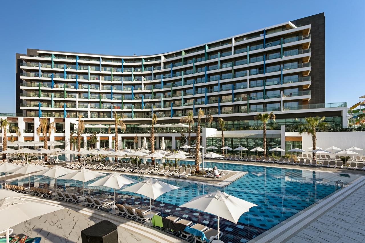 Фото нового отеля в Турции Wind of Lara Hotel & Spa 5*
