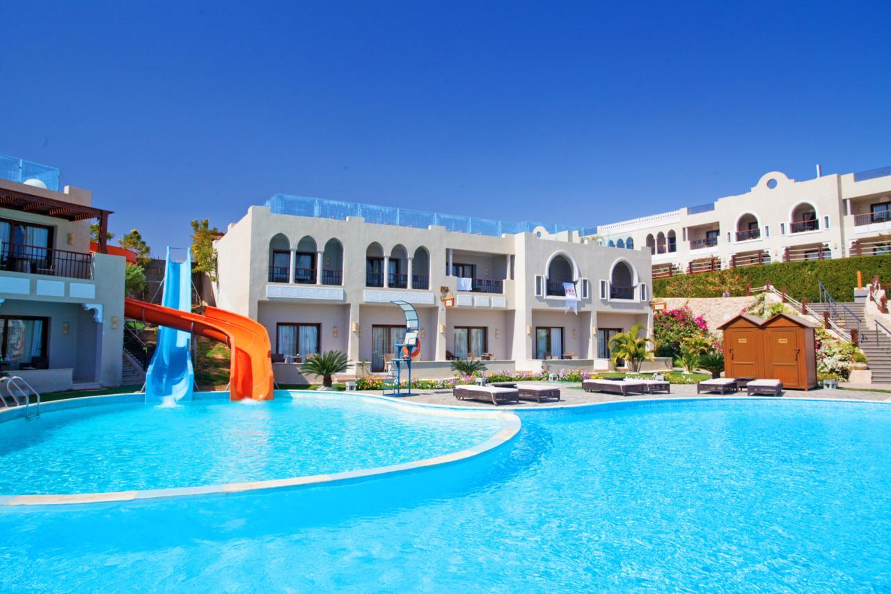 Фото отеля в Египте Sunrise Grand Select Arabian Beach