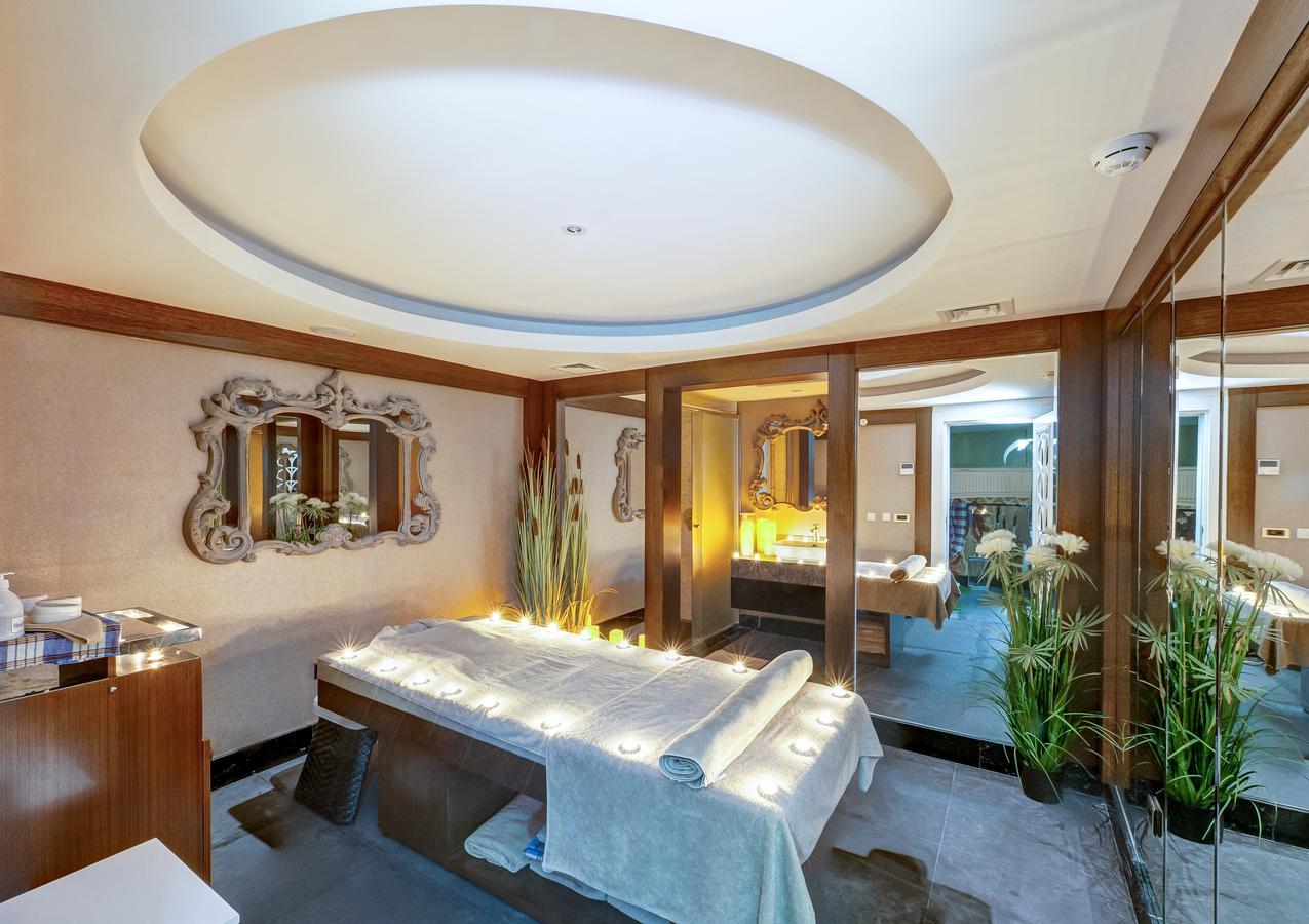 Фото нового отеля Турции Granada Luxury Belek развлечения