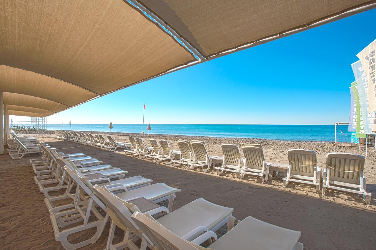 Фото нового отеля Турции Granada Luxury Belek море и пляж