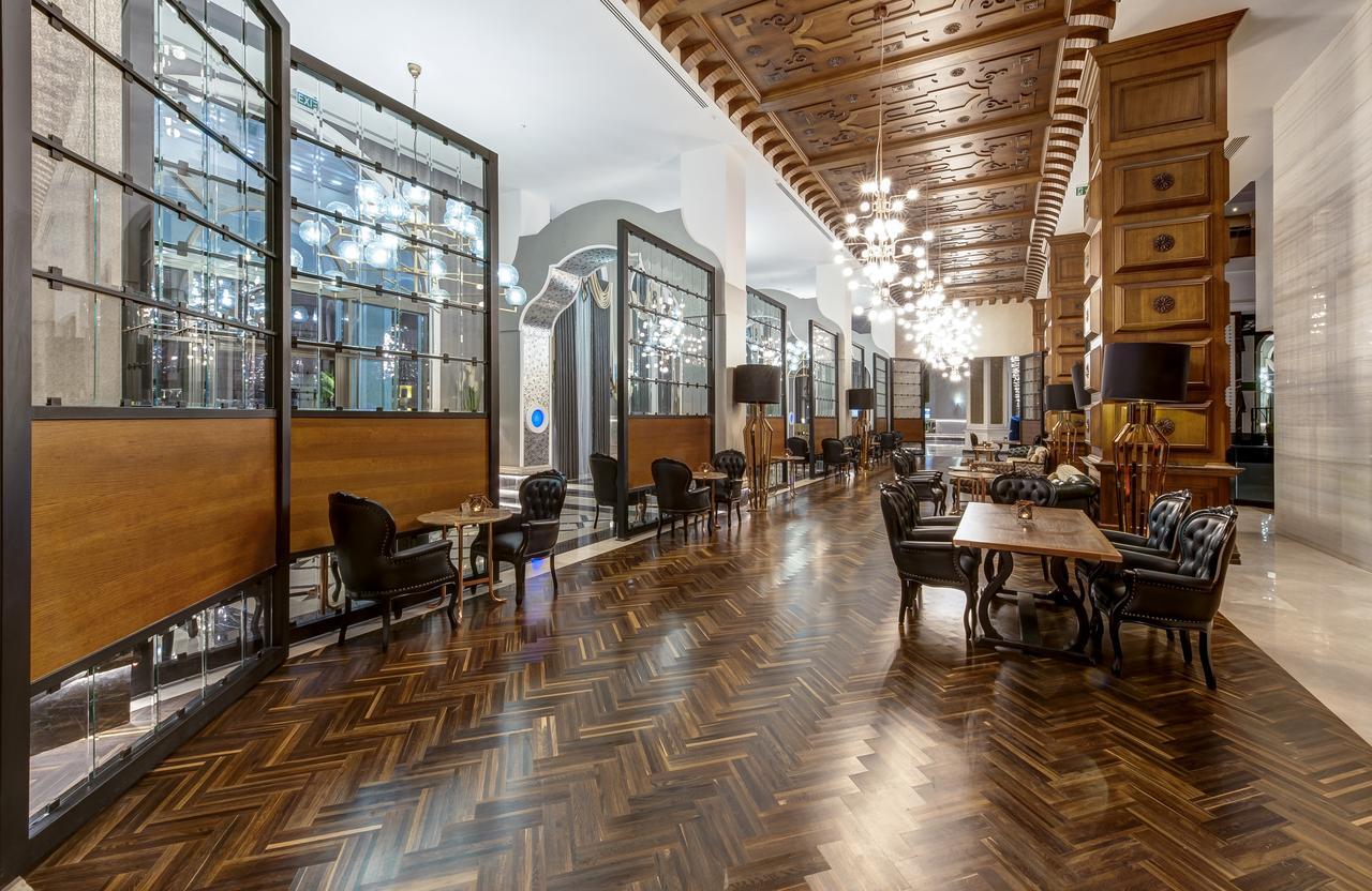 Фото нового отеля в Турции Granada Luxury Belek