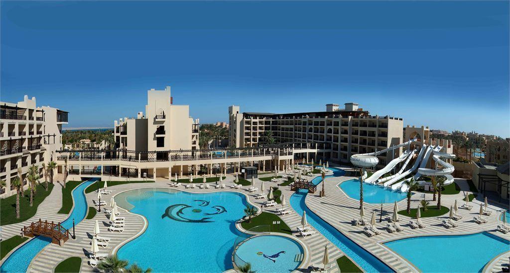 Фото отеля в Египте Steigenberger Aqua Magic 5*