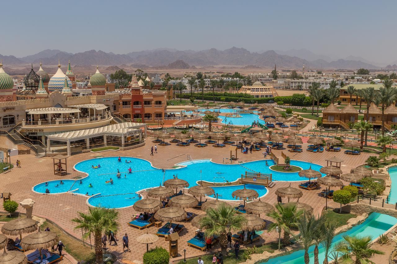 Фото отелей Египта Albatros Aqua Blu Sharm 4*