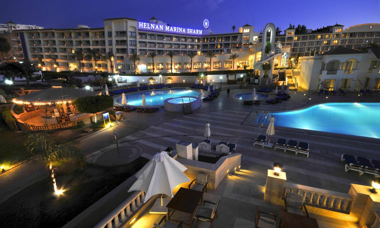 Фото отелей Египта Helnan Marina Sharm Hotel 4*