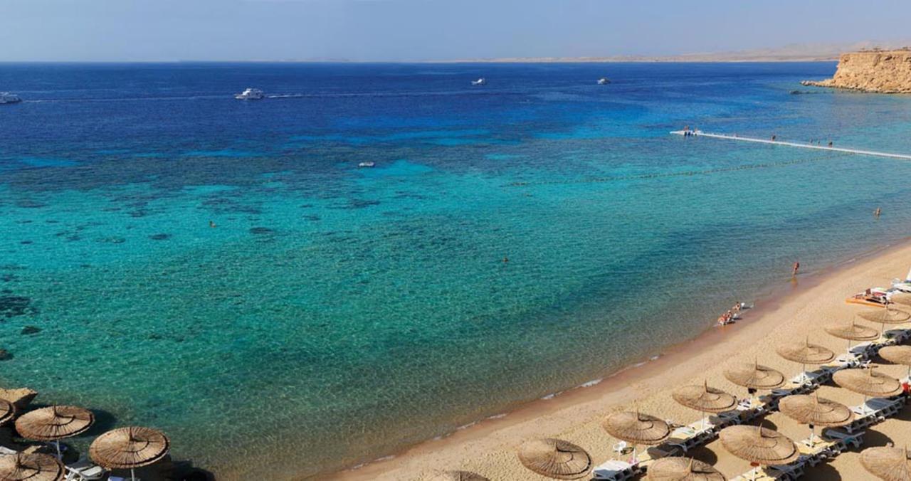 Фото отеля в Египте Reef Oasis Beach Resort 5* море пляж