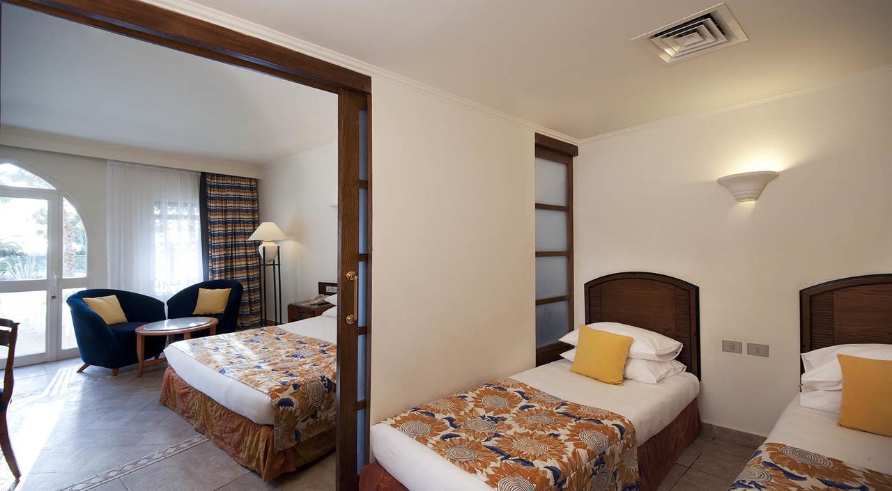 Фото отеля в Египте Reef Oasis Beach Resort 5* номера