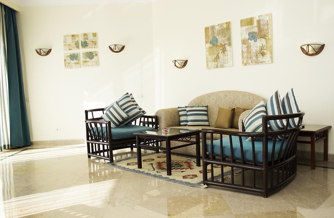 Фотот отеля в Египте Dessole Pyramisa Sahl Hasheesh 5* дизайн