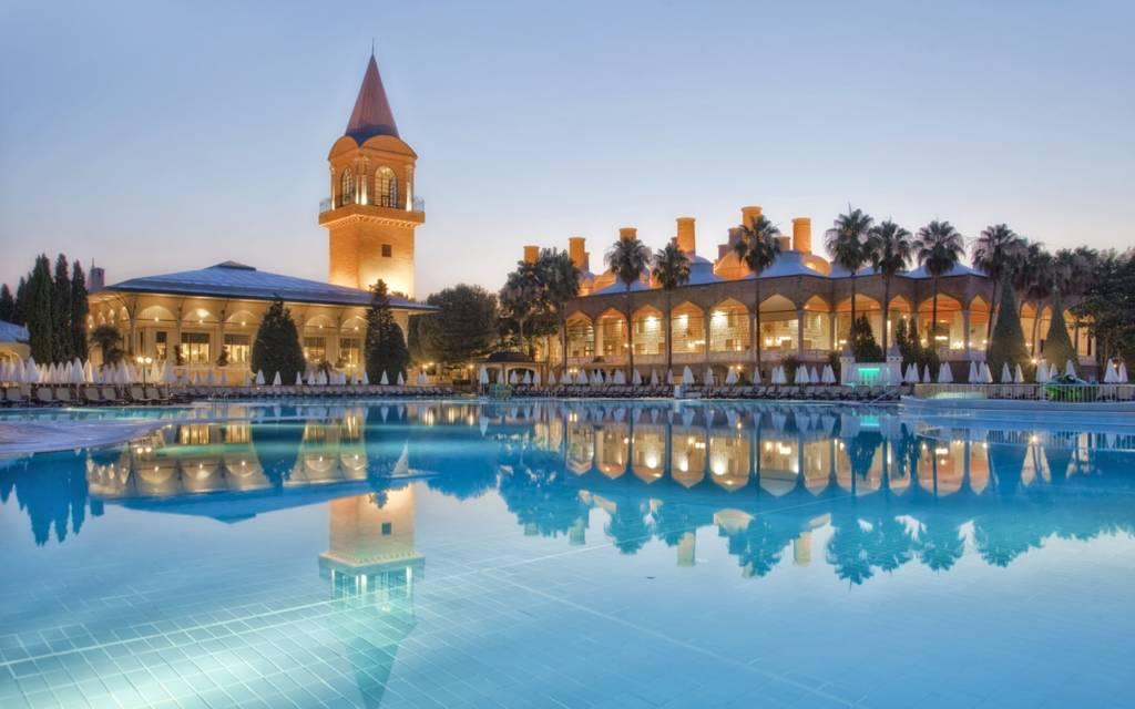 туры в новый отель Swandor Hotels & Resorts Topkapı Palace 5 2019 Турция фото2