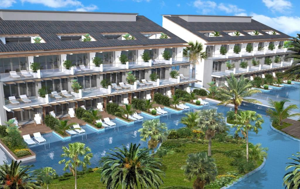 туры в новый отель The Residence at Tui Sensatori Barut Fethiye Турция фото1